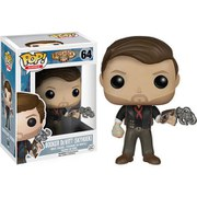 BioShock Infinite Booker DeWitt with Sky-Hook Funko Pop! Figur