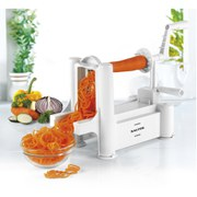 Salter Fruit and Vegetable Spiralizer - White