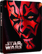 Star Wars Episode I: The Phantom Menace - Limited Edition Steelbook
