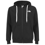 The North Face Men's Open Gate Full Zip Hoody - TNF Black