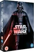 Star Wars Complete Saga (9 Discs)
