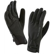 SealSkinz All Weather XP Cycle Gloves - Black/Black