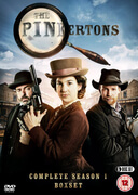 The Pinkertons - Series 1 Vol 1
