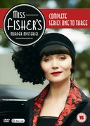 Miss Fisher's Murder Mysteries - Series 1-3