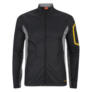 Merrell Capra Wind Shell Jacket - Black/Sidewalk