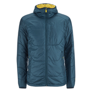 Merrell Hexcentric Hooded Puffer Jacket - Blue