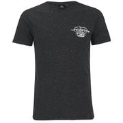 Rip Curl Men's Go Surfing Back Print T-Shirt - Black