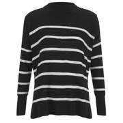 Polo Ralph Lauren Women's Dolman Sweatshirt - Black/White