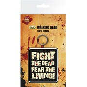 The Walking Dead Fight The Dead - Key Chain