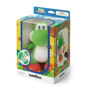 Mega Yarn Yoshi amiibo (Yoshi's Woolly World Collection)