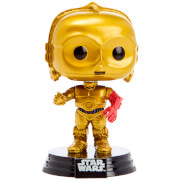 Figura Pop! Vinyl C-3P0 - Star Wars: Episodio VII