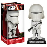 Star Wars: The Force Awakens First Order Snowtrooper Wacky Wobbler Bobble Head