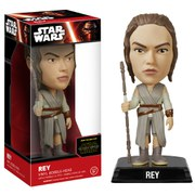 Star Wars The Force Awakens Rey Wacky Wobbler Bobblehead