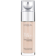 L'Oréal Paris True Match Foundation 30ml (Various Shades)