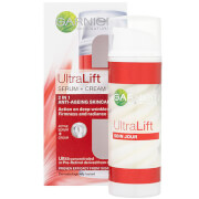 Garnier Skin Naturals UltraLift Serum+Cream (50ml)