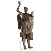 Doctor Who Aanvallende Weeping Angel Kartonnen Figuur