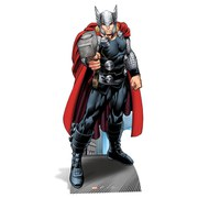 Marvel The Avengers Thor Cut Out
