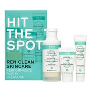 REN Hit The Spot Regime Kit for Blemish Prone Skin