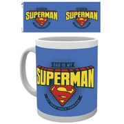 DC Comics Superman Dad is Superman - Mug