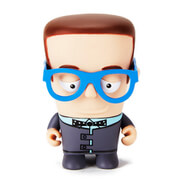 Thunderbirds Brains Vinyl Figure