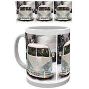 VW Camper Beach - Mug