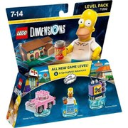 LEGO Dimensions: Level Pack Los Simpsons (71202)