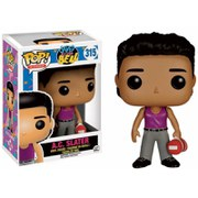 Saved By The Bell AC Slater Funko Pop! Figuur