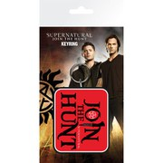 Supernatural Join The Hunt - Key Chain