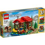 LEGO Creator: Hütte am See (31048)