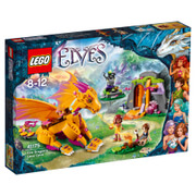 LEGO Elves: Fire Dragon's Lava Cave (41175)