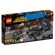 LEGO DC Comics Batman v Superman Kryptonit-Mission im Batmobil (76045)