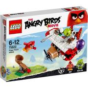 LEGO Angry Birds: L'attaque en avion du cochon (75822)