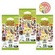 Animal Crossing amiibo Cards Triple Pack - Series 1