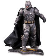 DC Collectibles DC Comics Batman v Superman Dawn of Justice Armoured Batman 12 Inch Statue