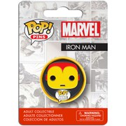 Marvel Iron Man Pop! Pin Badge