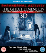 Paranormal Activity: The Ghost Dimension 3D (Versión 2D incl.)
