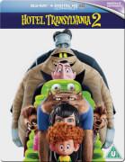 Hotel Transylvania 2 - Steelbook Edition (UK EDITION)