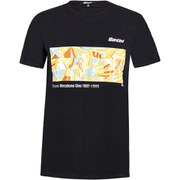 Santini Art Mercatone Team T-Shirt - Black