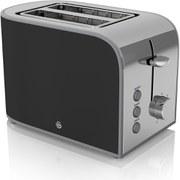 Swan ST17020BN 2 Slice Toaster - Black