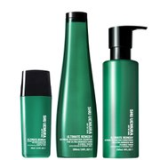Shu Uemura Art of Hair Ultimate Remedy Shampoo (300ml), Spülung (250ml) und Serum (30ml)