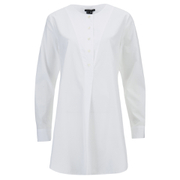 Theory Women's Tillfin Shirt - White