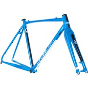 Kinesis Crosslight Pro6 V2 Frameset - Metallic Blue