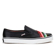 REDValentino Women's Rainbow Slip On Trainers - Black