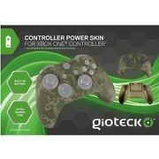 Power Skin Gioteck Xbox One -Camouflage