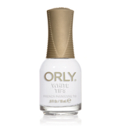 ORLY White Tips Nail Varnish (18ml)