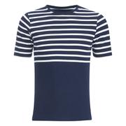 Arpenteur Men's Rachel Striped Jersey T-Shirt - Navy/White