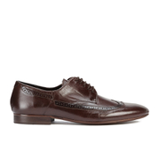 H Shoes by Hudson Men's Olave Leather Derby Shoes - Brown