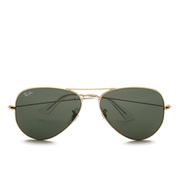 Ray-Ban Aviator Large Metal Sunglasses 58mm - Mirrow Multi Green
