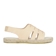 Prism Women's Palawan Tie Front Sandals - Natural