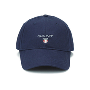GANT Men's Baseball Cap - Evening Blue